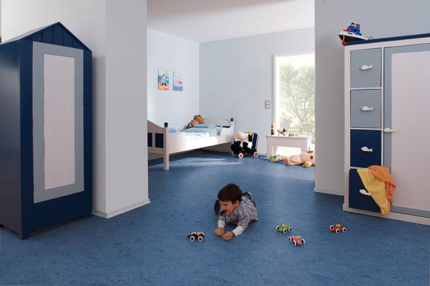 naturbaustoffe blatter linoleum der designer naturboden. Black Bedroom Furniture Sets. Home Design Ideas