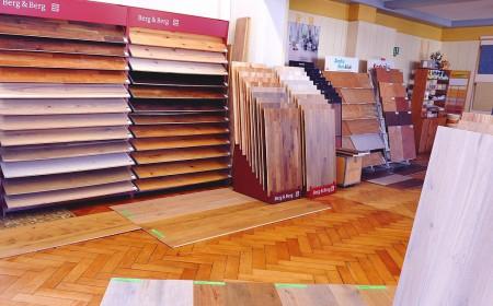 Massivholz und Fertigparkett