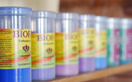 BIOFA Farbpigmente