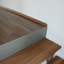 Holz-Edelstahl