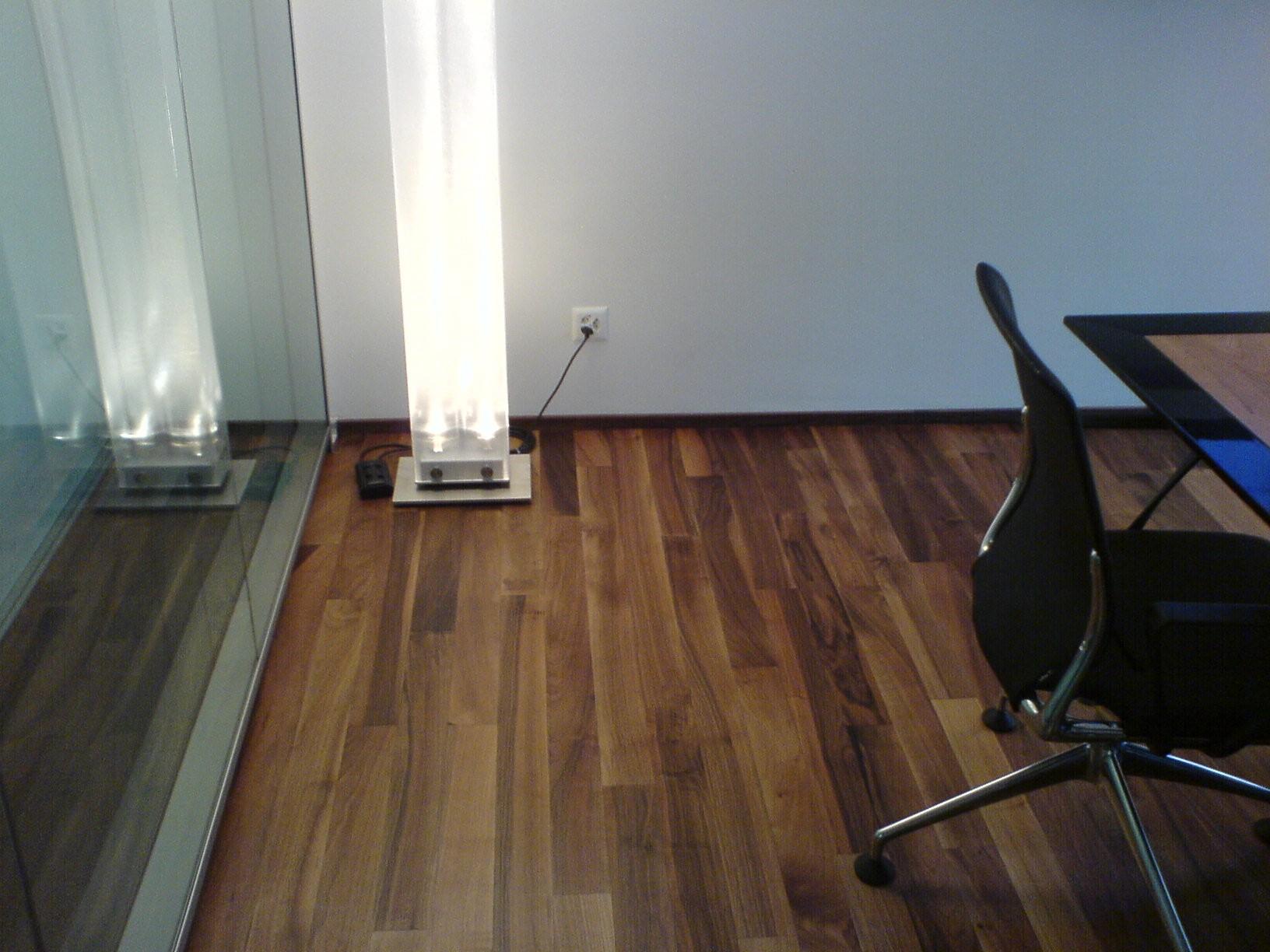Bodenbelag Holz